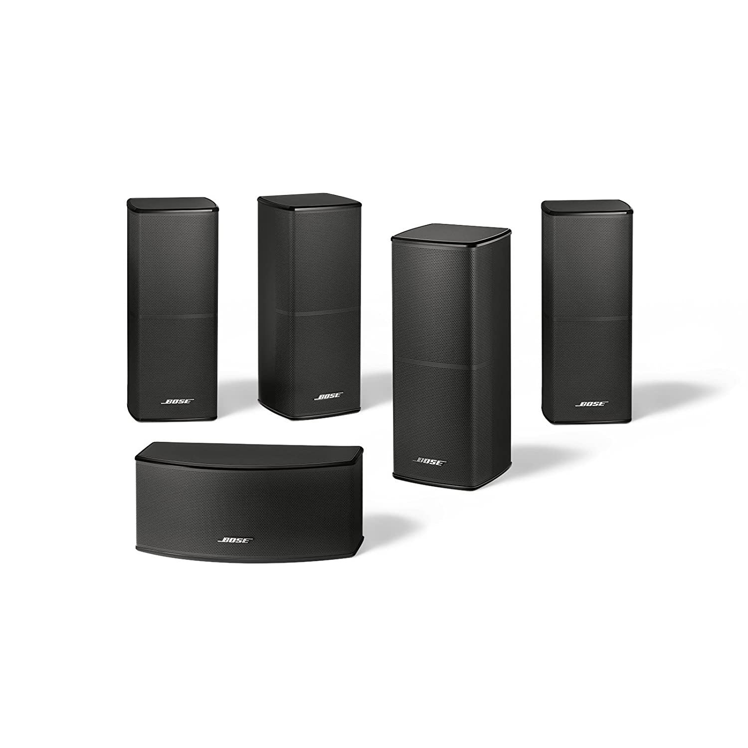 Bose Lifestyle 600 Home Entertainment System Works With Av Receivers Datasheet For Theater Product Solution Alexa Black 761682 1110 Audio