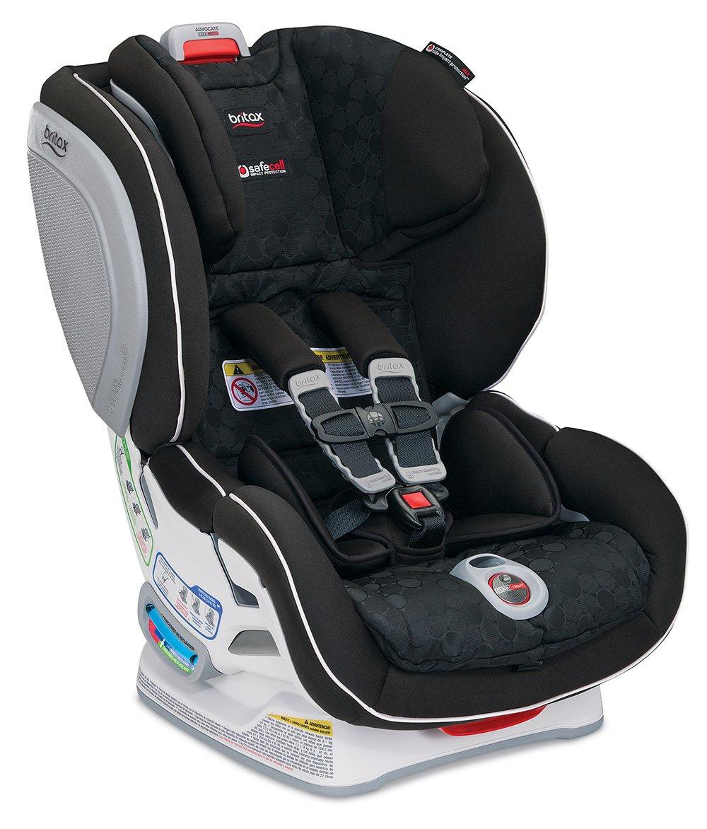 Amazon.com : Britax Advocate ClickTight Convertible Car Seat, Circa : Baby