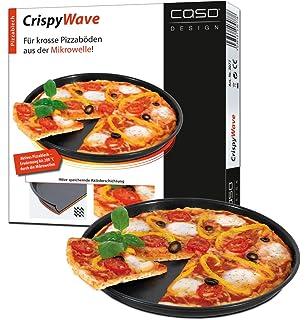 mit neuer Hei/ßlufttechnik f/ür ein besseres Backergebnis erhitzen CASO MCG25 chef Design Mikrowelle 3in1 backen und grillen in einem Ger/ät! auftauen