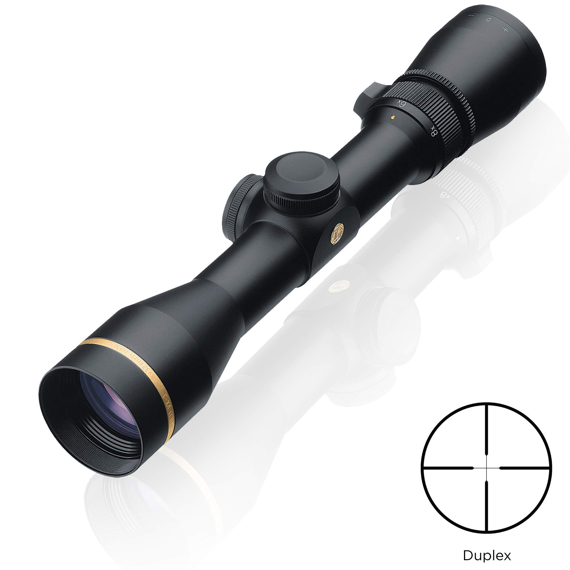 Leupold VX-3 2.5-8x32mm Handgun Scope by Leupold