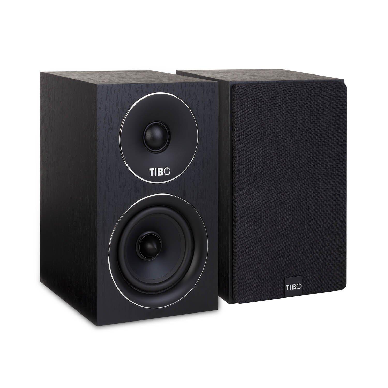 'Tibo Harmony 2Altavoz para Amplificador, Color Negro