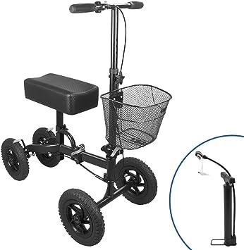 Amazon.com: Rodilla Rodillo andador Muleta alternativa ...