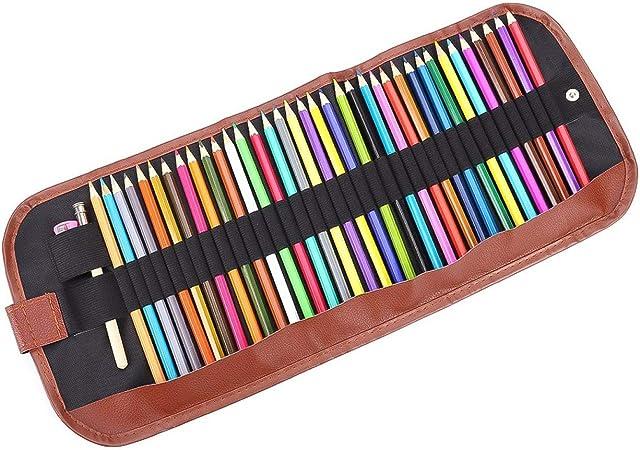 Shuiyibali Welt - Estuche para lápices de grafito A-36 color: Amazon.es: Hogar