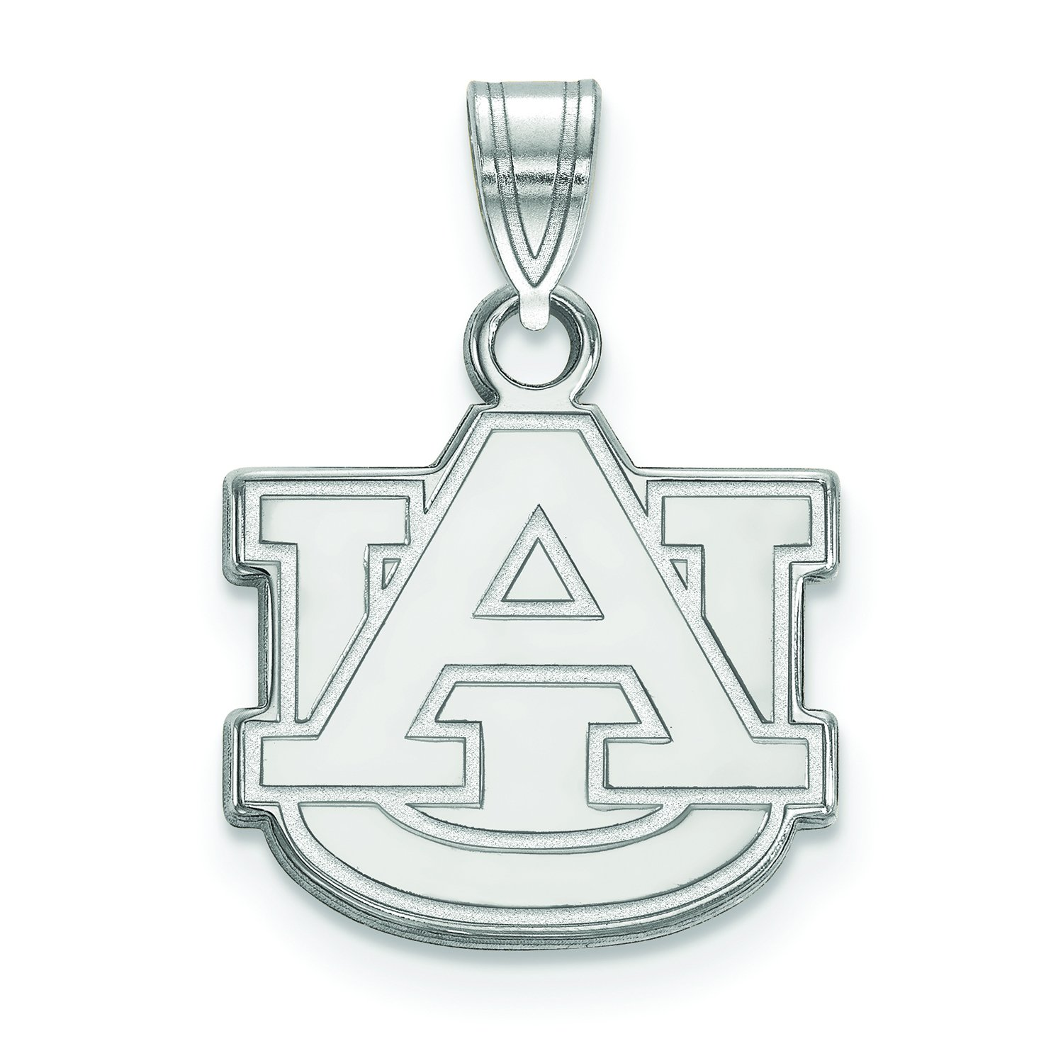 Auburn Small (1/2 Inch) Pendant (Sterling Silver)