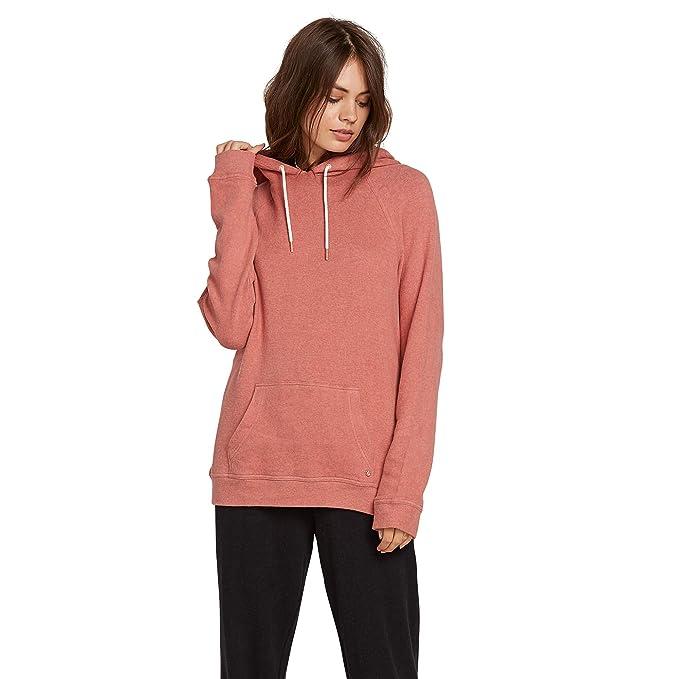Amazon.com: Volcom - Forro polar con capucha para mujer ...