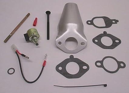 Amazon.com: Kohler 25 757 25-S solenoide Kit de reparación ...