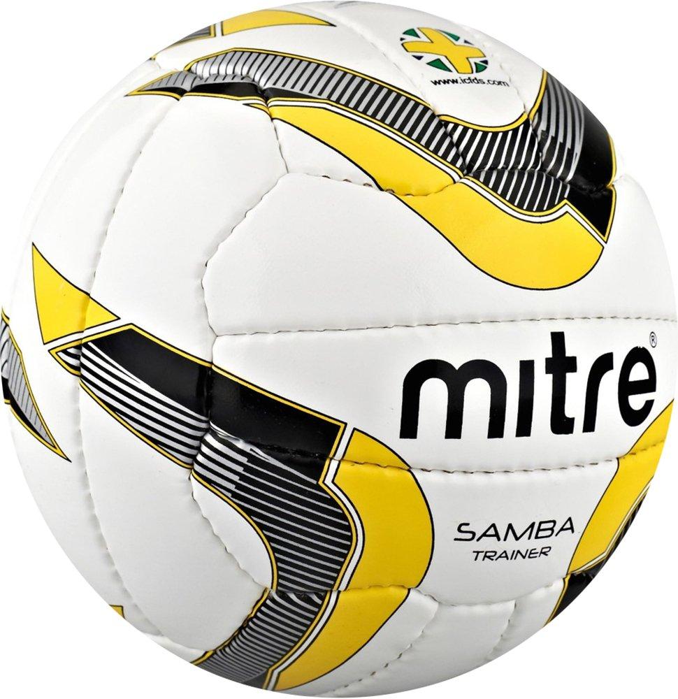 CreativeMinds UK Mitre Samba - Balón de fútbol para entrenamiento ...