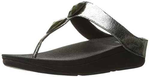 2c4dafad5 FitFlop Women s Pierra Flip Flop  Buy Online at Low Prices in India ...