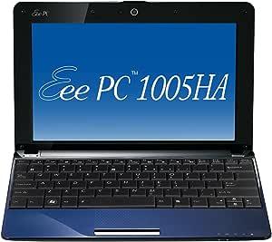 Asus Eee PC 1005HA-PU17-BU 10.1-Inch Intel Atom Netbook Computer (Royal Blue)