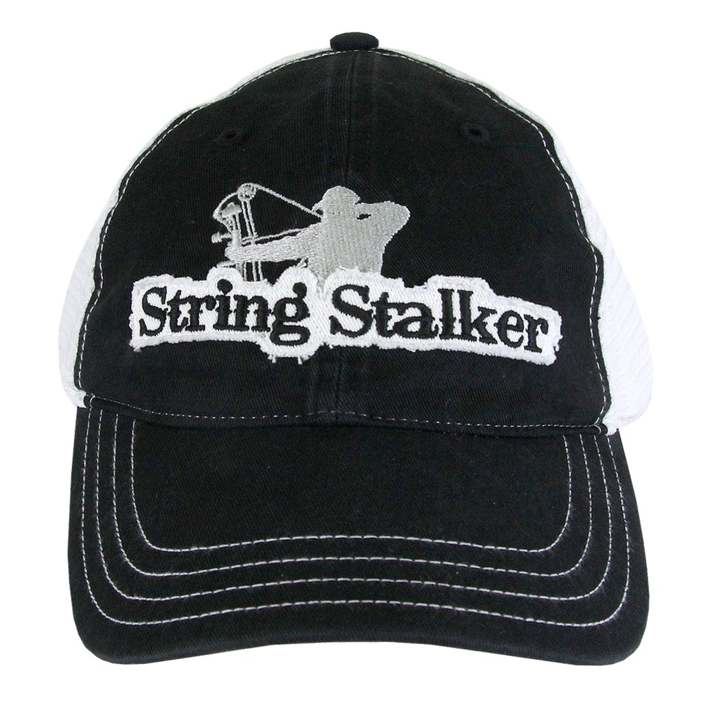 6d75a4bd1d35b Amazon.com   String Stalker Hometown Mesh Back Bow Hunting Hat   Sports    Outdoors