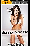 Bosses' New Toy (First Time, Transgender, Feminization, Menage)