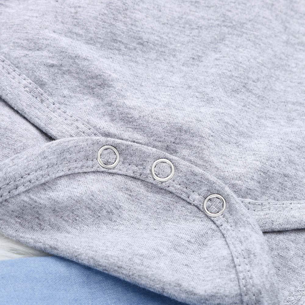Pantalones K-youth Ropa Bebe Nina Recien Nacido Oto/ño Invierno 2018 Ofertas Ropa de Bautizo Blusas Bebe Ni/ña Manga Larga Camisetas Beb/é Conjuntos Bebe Ni/ña Mono Camisa Diadema