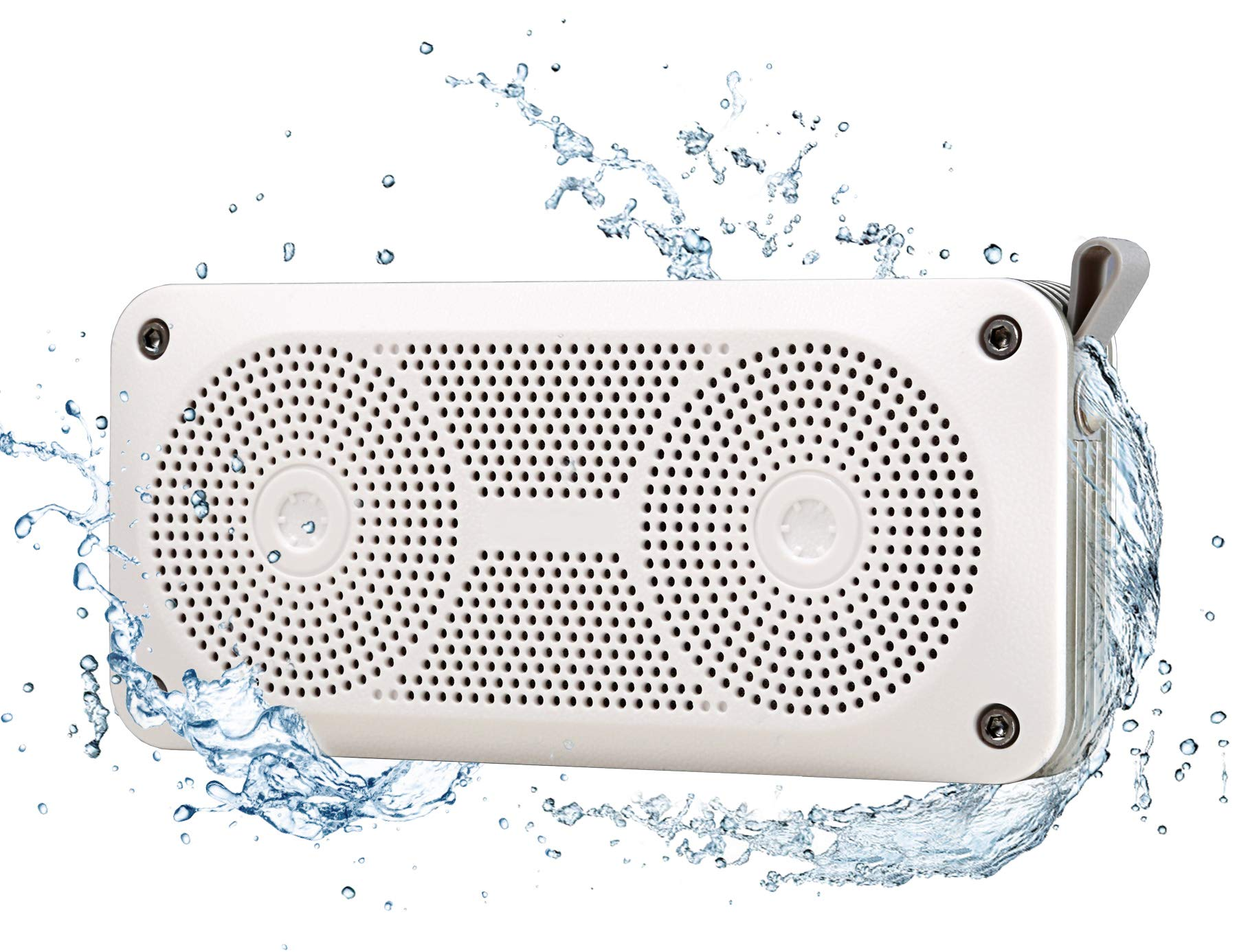 SOAIY X6 IPX4 Waterproof Bluetooth Speaker, 10W Portable...