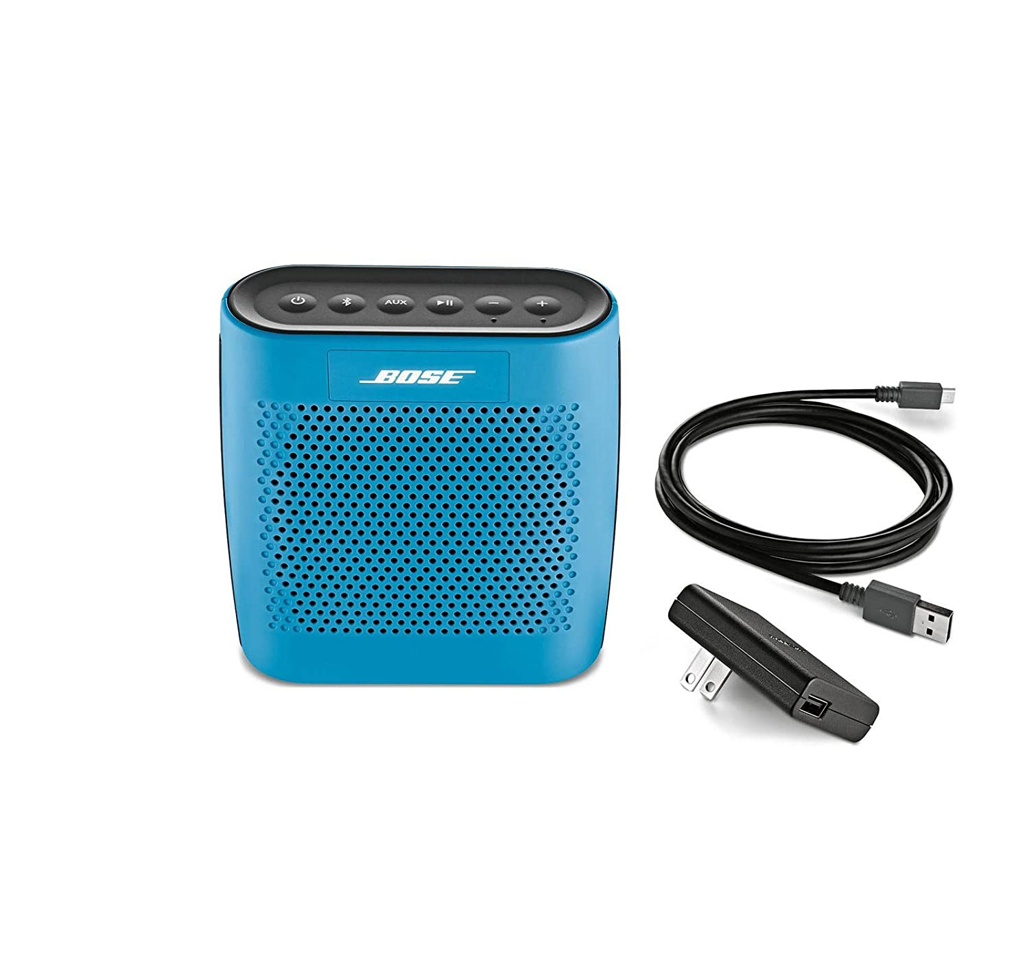 Amazon Bose SoundLink Color Blue Bundle