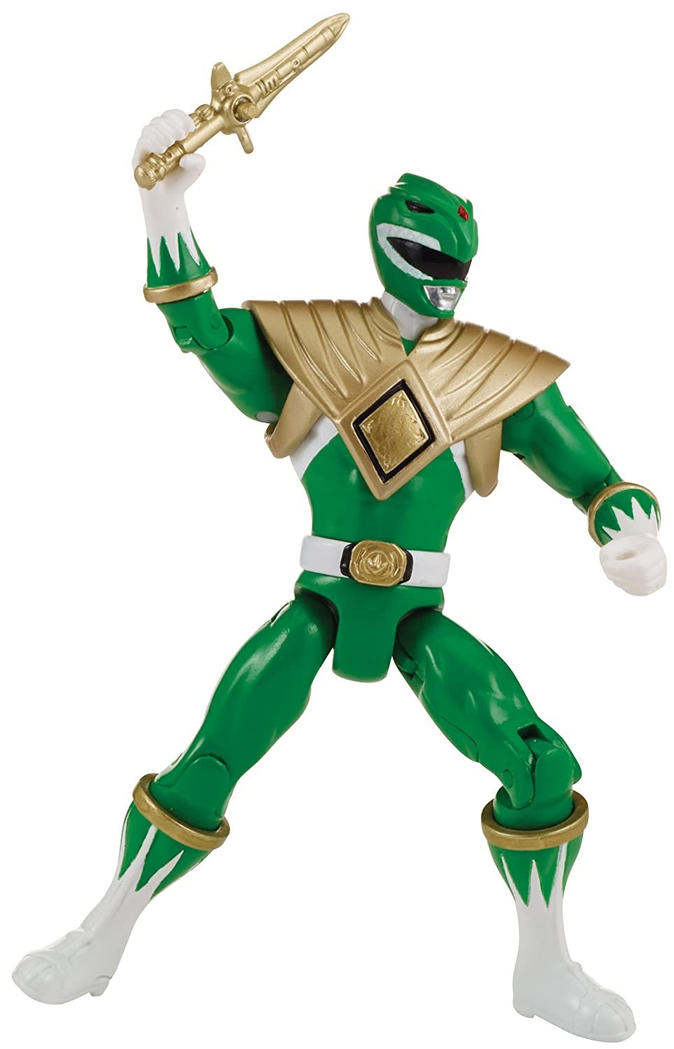 Power Rangers Super Megaforce - Mighty Morphin Green Ranger ...