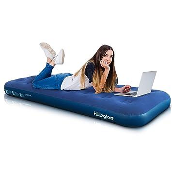 Amazon.com: FiNeWaY - Colchón hinchable individual de aire ...