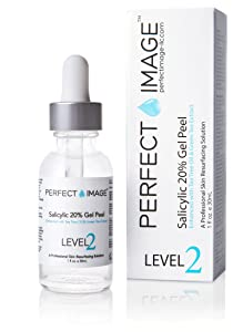 Salicylic Acid 20% Gel Peel - Enhanced with Tea Tree Oil & Green Tea Extract
