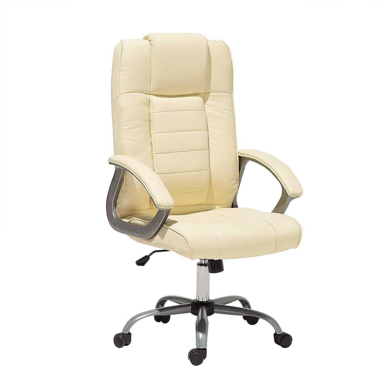 Chaise de Bureau - Chaise de Massage - Beige - Comfort II