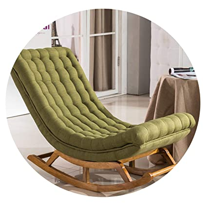 Brilliant Amazon Com Modern Design Rocking Chair Fabric Upholstery Cjindustries Chair Design For Home Cjindustriesco