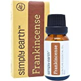 Frankincense Essential Oil by Simply Earth - 15 ml, 100% Pure Therapeutic Grade