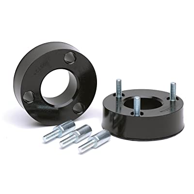 """Daystar, Toyota Tacoma 2.5"""" Leveling Kit, fits 2005 to 2020 Tacoma and 2005 to 2009 4 Runner 2/4WD, all transmissions, all cabs KT09116BK, Made in America,Black: Automotive"""