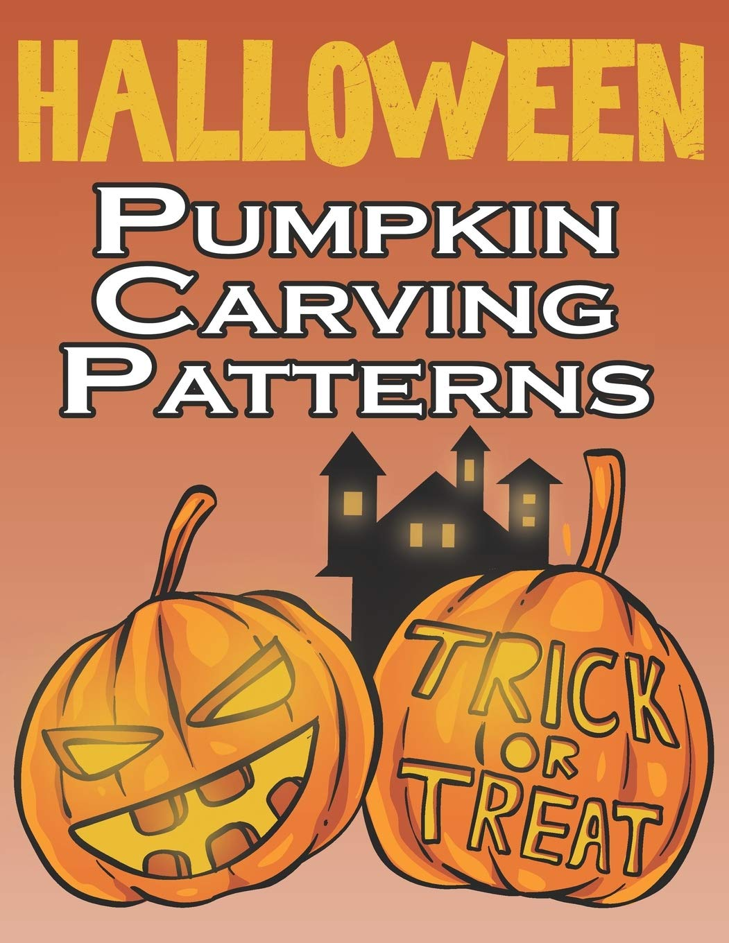 Halloween Pumpkin Carving Patterns 50 Templates For Carving Funny And Spooky Faces Halloween Designs Stencils Loya Desing Pumpkin 9798690412654 Amazon Com Books