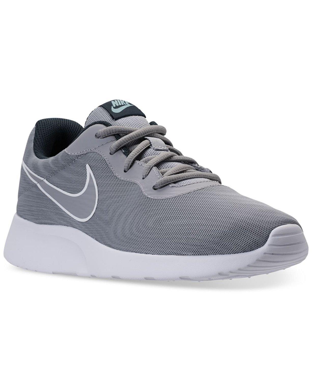 Nike Herren Tanjun Prem Sneaker  40 EU|Grau