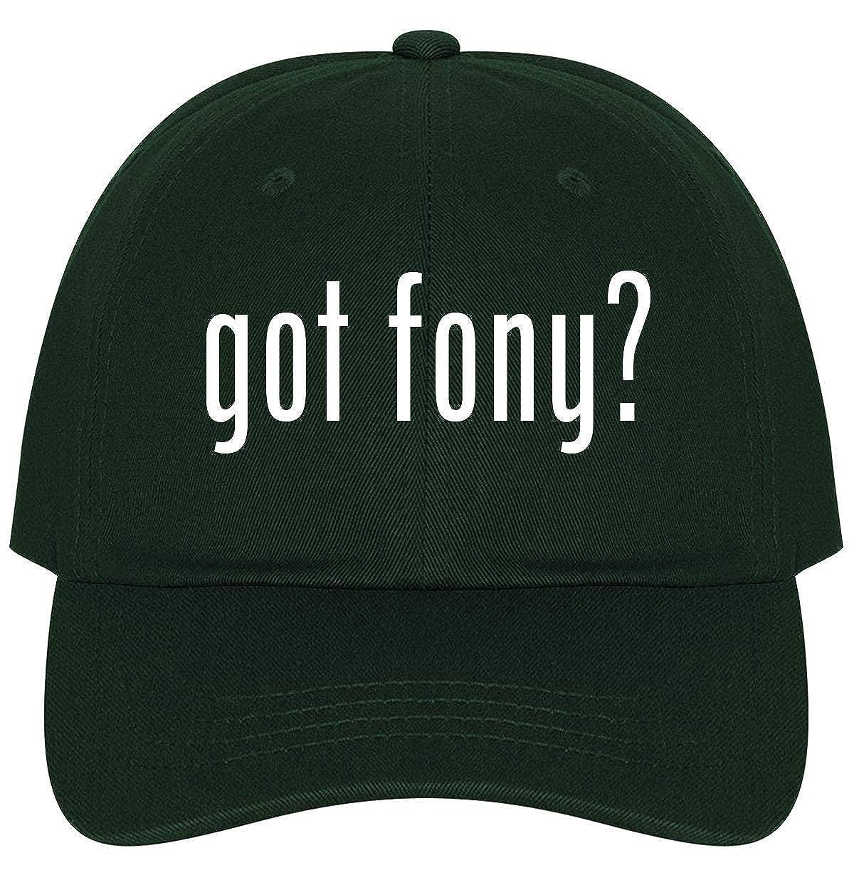 got Fony? - A Nice Comfortable Adjustable Dad Hat Cap