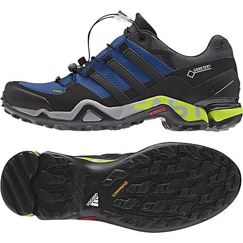 adidas Sport Performance Hombre Terrex Fast R GTX Zapatillas Deportivas, Color Azul Textil, Goma: Amazon.es: Zapatos y complementos