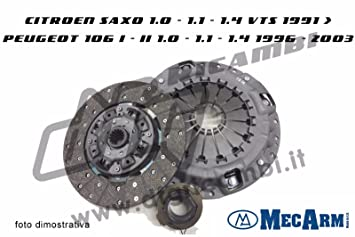 Kit Embrague mecarm mk9582