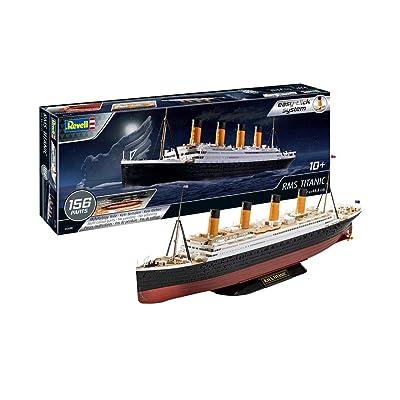 Revell 05498 RMS Titanic, Multi Colour: Toys & Games