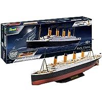 Revell- RMS Titanic Maqueta Barco, 10+ Años, Multicolor
