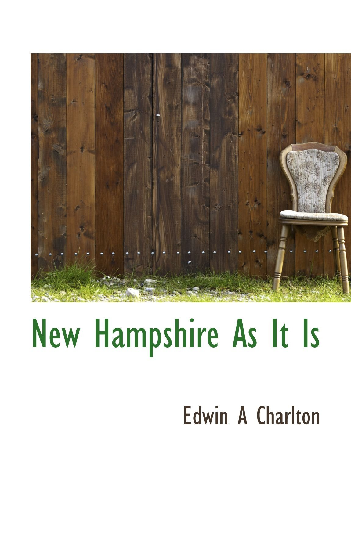 New Hampshire As It Is PDF