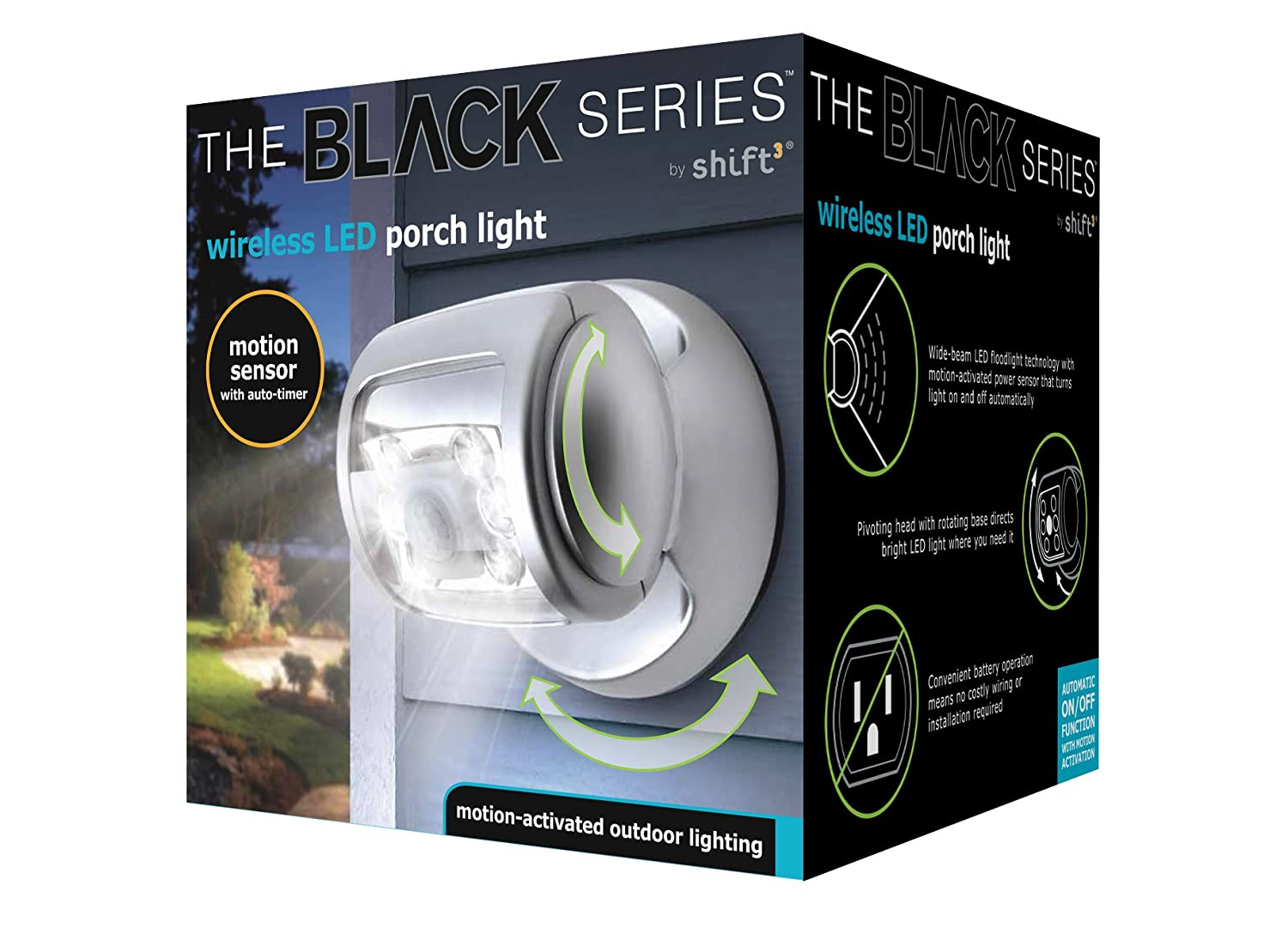 Wireless Led Motion Sensor Porch Light Super Bright Wiring Outdoor And With Auto Timer Water Proof Security Used Outdoors