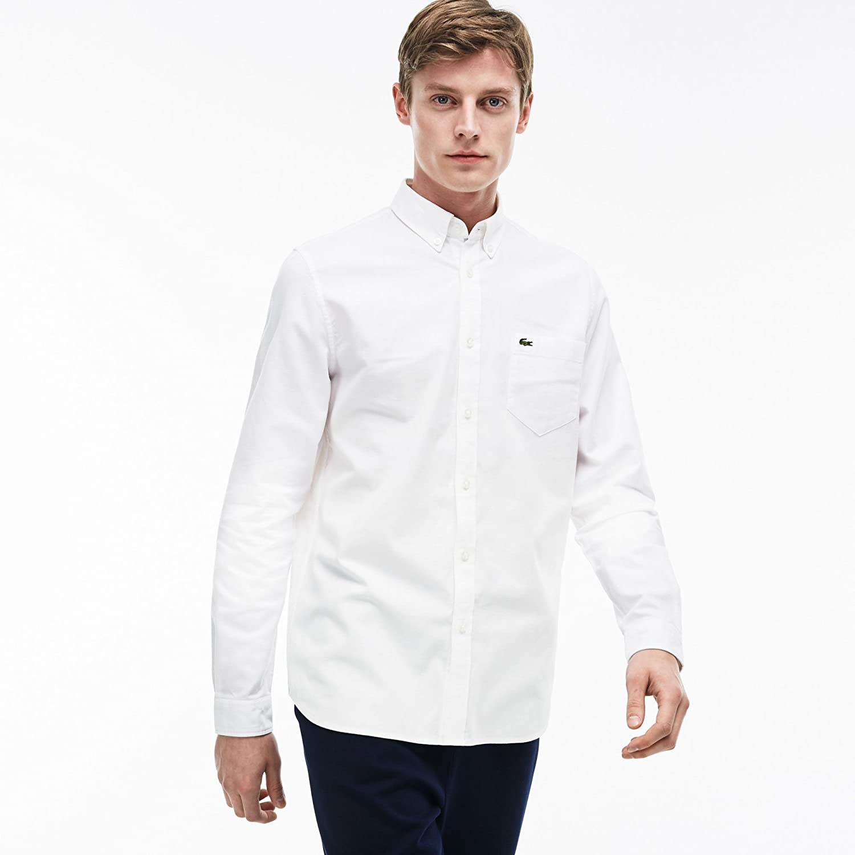Lacoste Camisa para Hombre: Amazon.es: Ropa y accesorios