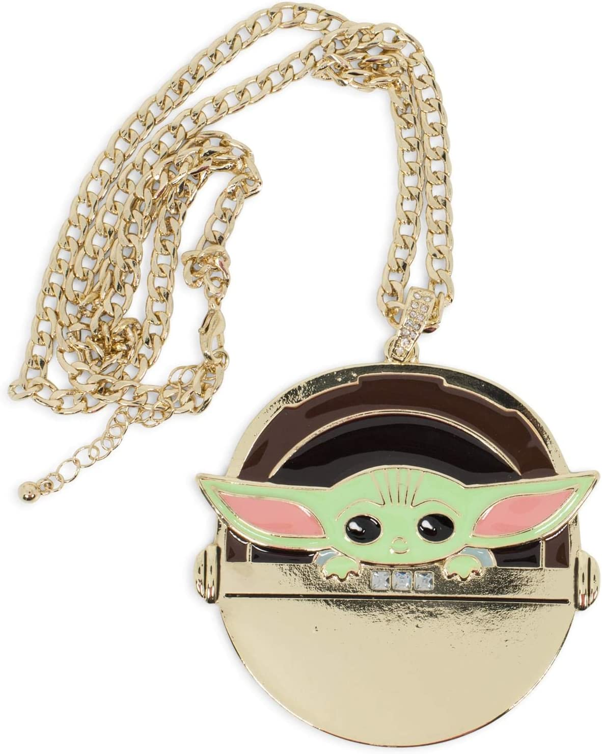 Baby Yoda Jewerly Baby Yoda Bracelet Just a Girl Who Loves Baby Yoda Bracelet Yoda Gifts for Girls