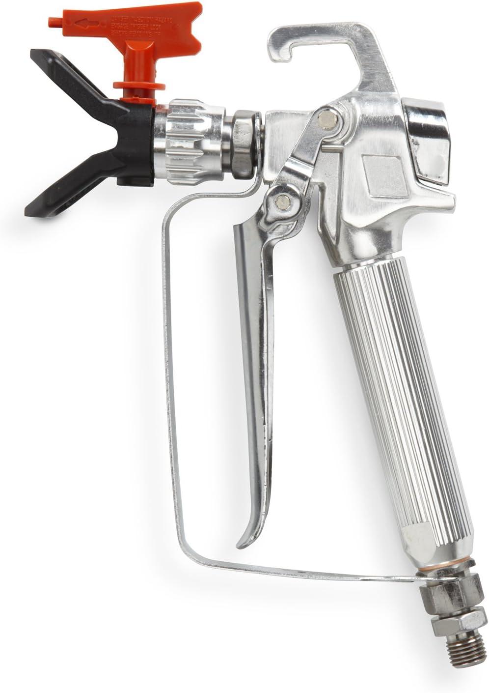 HomeRight C800863 Power-Flo Pro 2800 Paint Sprayer Spray Gun, Silver