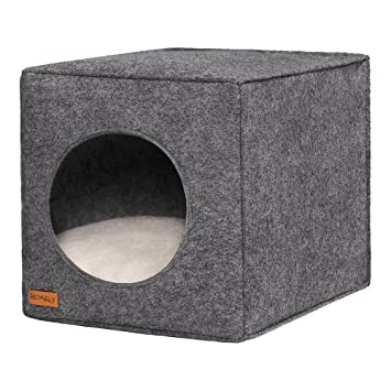 Amazon.com: ANIMALY Felt Pet Cave, Dimensions 13