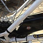 SKS Guardacadenas Bicicleta de Paseo, Unisex Adulto, Negro, 38 mm ...
