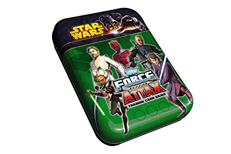 Topps TO00752 - Clone Wars - Force Attax Serie 5 Trading Card Mini Tindose