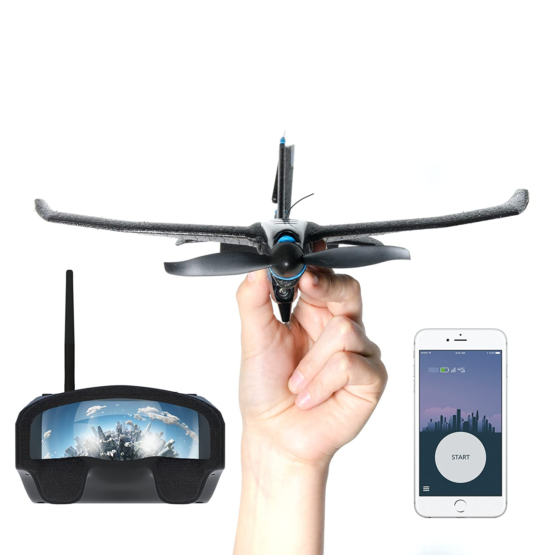 TobyRich SmartPlane SmartPlane SmartPlane Pro FPV: Smartphone App gesteuertes VR Stuntflugzeug - ferngesteuerte Virtual Reality Drohne für iOS und Android ef3cd1