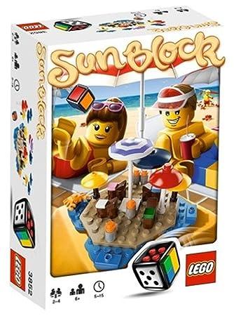Lego Spiele 3852 Sunblock Amazonde Spielzeug
