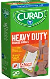 Curad Extreme Hold, Assorted Sizes, 30 Count