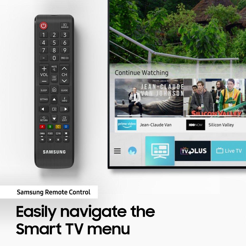 Samsung UN50NU7100 Flat 50'' 4K UHD 7 Series Smart TV 2018 by Samsung (Image #10)