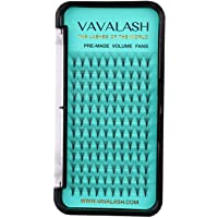 Eyelash Extensions 3D 4D 5D 6D 8D 9D 10D Thickness 0.07/0.1 C/D Curl Eyelashes Middle Stem & Long Stem Heat Bonded…