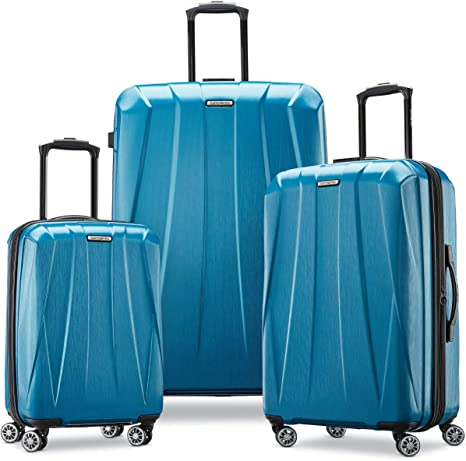 Samsonite Centric 2 Hardside Expandable Luggage with Spinner Wheels, 3-Piece Set