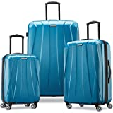 Samsonite Centric 2 Hardside Expandable Luggage with Spinner Wheels, Caribbean Blue, 3-Piece Set (20/24/28)