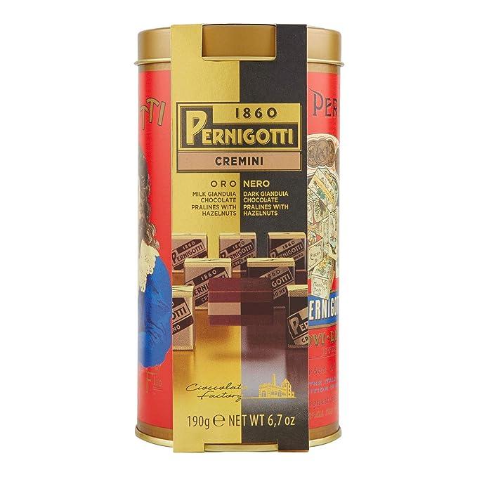 3 opinioni per Pernigotti Latta Vintage Cioccolatini Cremini al Cioccolato Gianduia No Glutine