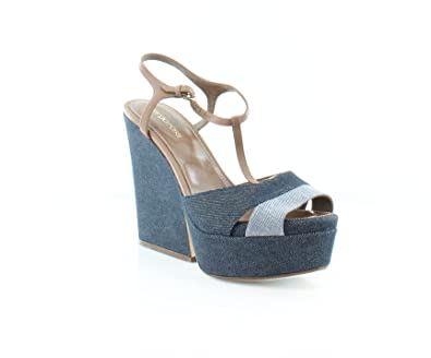 the latest 3df81 70c96 Amazon.com | Sergio Rossi Edwidge Women's Sandals & Flip ...