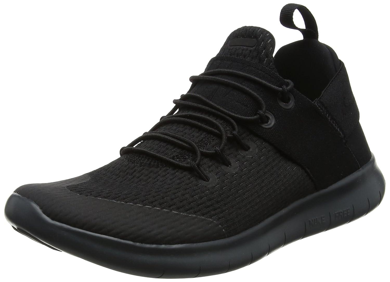 Noir (Noir gris Foncé Anthracite Noir) Nike WMNS Free RN CMTR 2017, Chaussures de Running Femme 39 EU